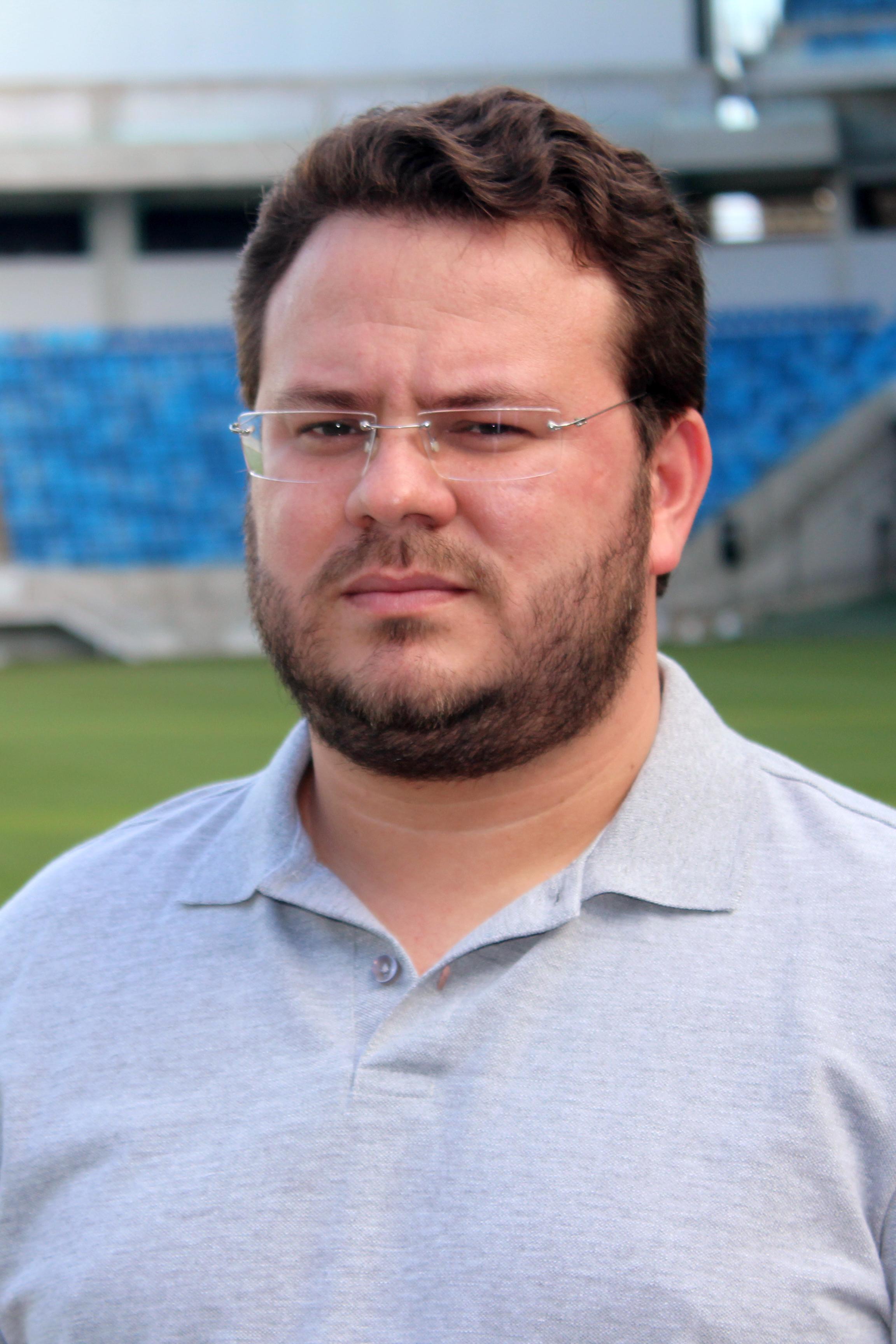 Jornalista Bruno Araújo